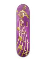 Muzak Banger Park Complete Skateboard 7 7/8 x 31 5/8