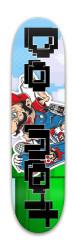 Do not X 1985 mareio style Park Skateboard 8 x 31.775
