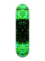 'Stargate Jumper' Banger Park Skateboard 8 x 31 3/4