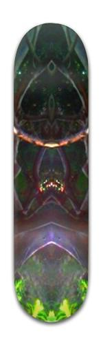 """mystic vision"" Banger Park Skateboard 8 x 31 3/4"