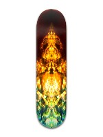 """Immortal Energy"" Banger Park Skateboard 8 x 31 3/4"