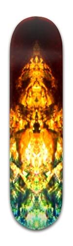 """""""Immortal Energy"""" Banger Park Skateboard 8 x 31 3/4"""