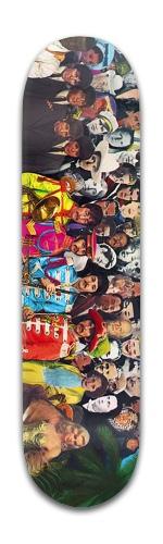 Sgt Pepper Banger Park Skateboard 8 x 31 3/4