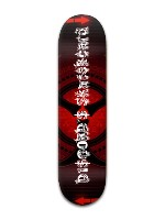 D1$C0RD'$ SkateBoard Banger Park Skateboard 8 x 31 3/4