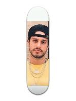 Russ Banger Park Skateboard 8 x 31 3/4