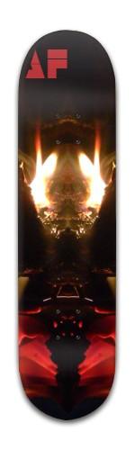 """""""AF Communion"""" Banger Park Skateboard 8 x 31 3/4"""