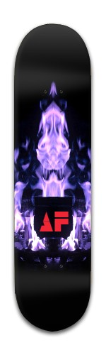 """""""af council"""" Banger Park Skateboard 8 x 31 3/4"""
