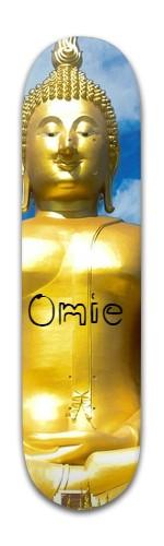 """""""the omie"""" Banger Park Skateboard 8 x 31 3/4"""