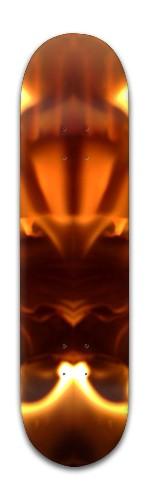 """ Aldragoon"" Banger Park Skateboard 8 x 31 3/4"
