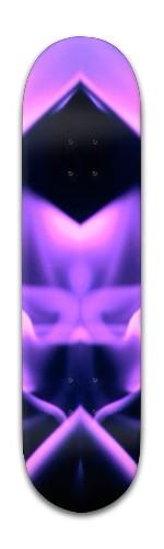 """""""the Black Diamond"""" Banger Park Skateboard 8 x 31 3/4"""