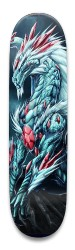 Ruby Dragon Park Skateboard 8.5 x 32.463