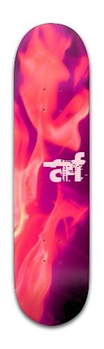 """""""AF velvet"""" Banger Park Skateboard 8 x 31 3/4"""