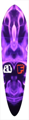 """af fentronic"" Classic Pintail 10.25 x 42"