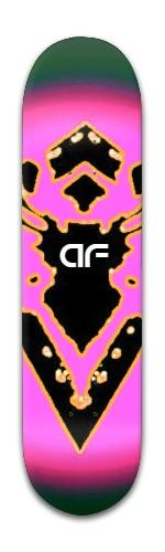 """""""af wing maker"""" Banger Park Skateboard 8 x 31 3/4"""