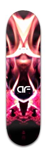 """""""af Mythical"""" Banger Park Skateboard 8 x 31 3/4"""