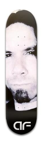 """""""af designer"""" Banger Park Skateboard 8 x 31 3/4"""