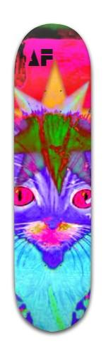 """""""af Magic"""" Banger Park Skateboard 8 x 31 3/4"""