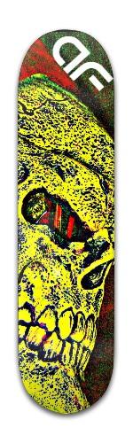 """""""AF Skull"""" Banger Park Skateboard 8 x 31 3/4"""