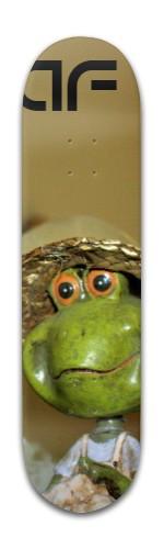 """Af Happy Frog"""" Banger Park Skateboard 8 x 31 3/4"""