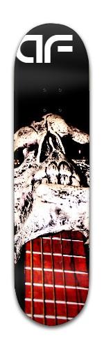 """""""af Impaler"""" Banger Park Skateboard 8 x 31 3/4"""