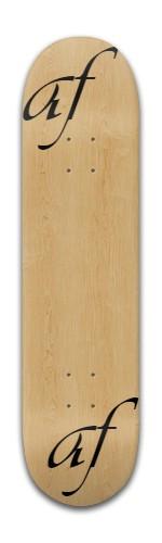 af woody Banger Park Skateboard 8 x 31 3/4