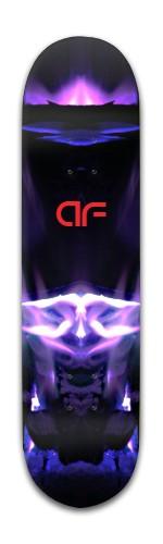 """af """"8th dimension"""" Banger Park Skateboard 8 x 31 3/4"""