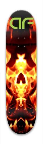 af Heat Chamber Park Skateboard 8 x 31.775