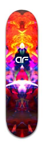 af Starship Banger Park Skateboard 8 x 31 3/4