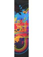 cool Custom skateboard griptape