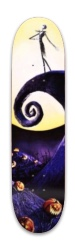 This is Halloween Park Skateboard 8 x 31.775