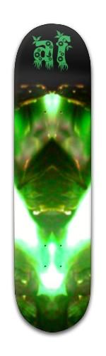 Emerald king af Banger Park Skateboard 8 x 31 3/4