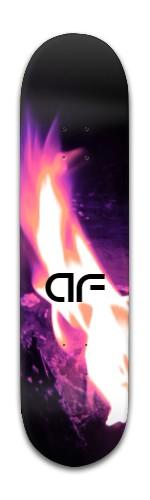 af supernatural Banger Park Skateboard 8 x 31 3/4