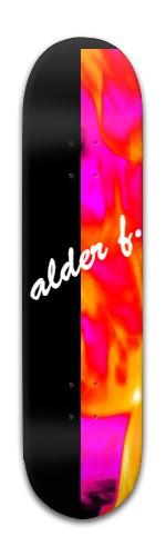 alder f. split Banger Park Skateboard 8 x 31 3/4