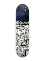 Pure Comedy Banger Park Skateboard 8 x 31 3/4