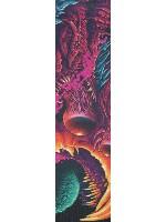 hyper beast Custom skateboard griptape