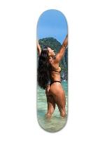 hawaii 1 Banger Park Skateboard 8 x 31 3/4