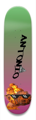 iilltony Park Skateboard 8.5 x 32.463