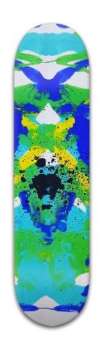 Symmetry 5 Banger Park Skateboard 8 x 31 3/4