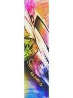 alexis grip 2 Custom skateboard griptape