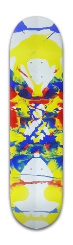 Symmetry 25 Banger Park Skateboard 8 x 31 3/4