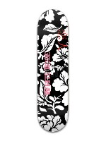 White rose official Banger Park Skateboard 8 x 31 3/4