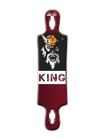 The King B52 Complete Longboard