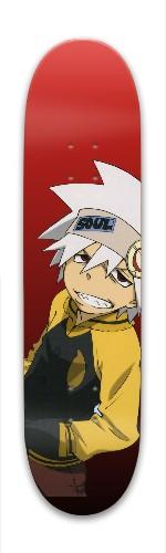 Soul Eater Park Skateboard 8 x 31.775
