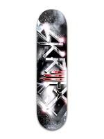 Skrillex Banger Park Skateboard 8 x 31 3/4