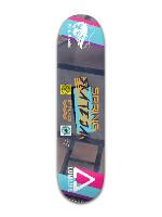 Spring Skate Jam Banger Park Skateboard 8 x 31 3/4