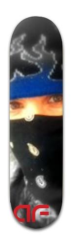 eyez Banger Park Skateboard 8 x 31 3/4