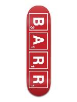 Barr Banger Park Skateboard 8.5 x 32 1/8