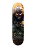 brians inferno Banger Park Complete Skateboard 8.5 x 32 1/8