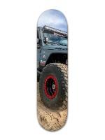 jeep Banger Park Skateboard 8 x 31 3/4