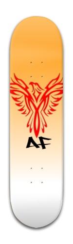 af phoenix Banger Park Skateboard 8 x 31 3/4